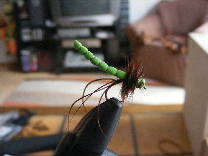Fliegenbinden