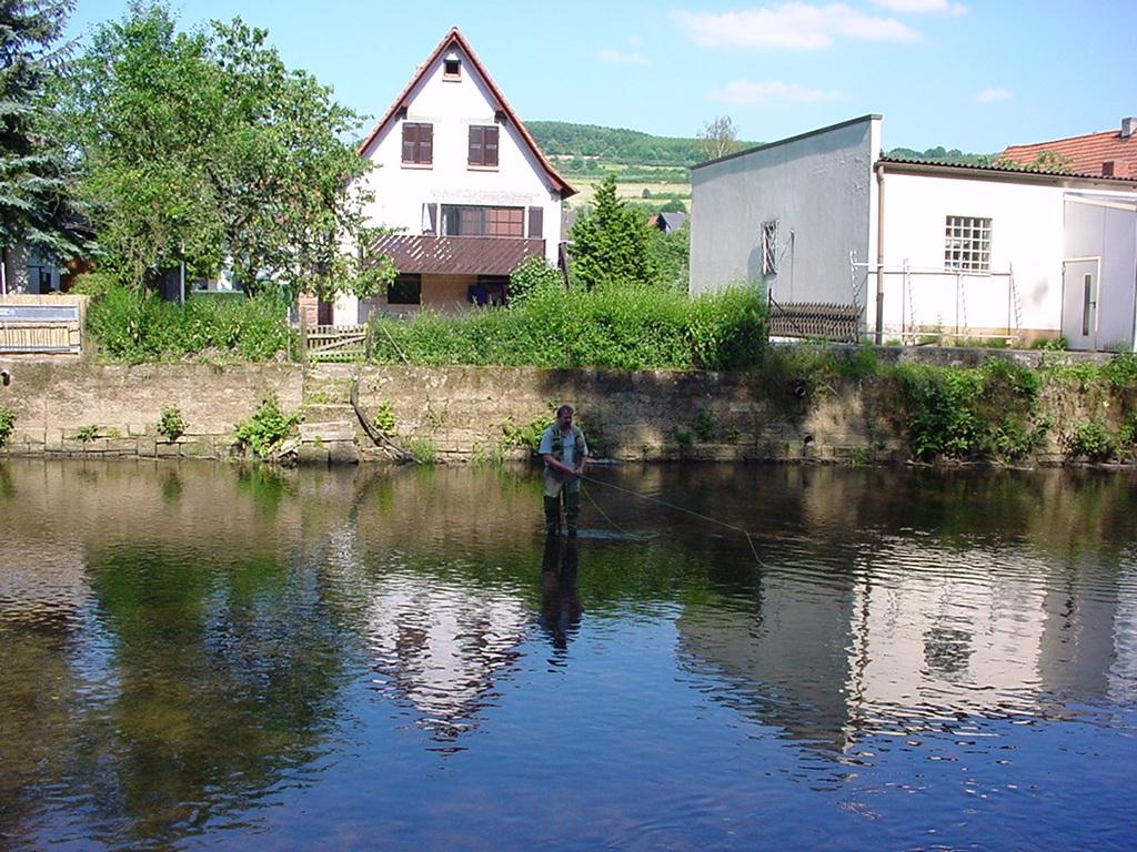 Fliegenfischen Niederrhein